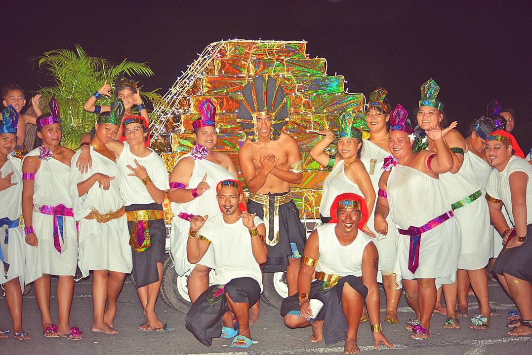 Faa'a : défilé des associations et des chars mardi