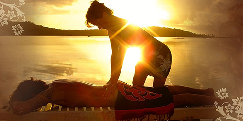 Le Taurumi : Le massage Polynésien
