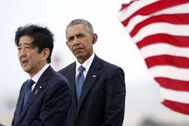 """A Pearl Harbor, Shinzo Abe loue """"le pouvoir de la réconciliation"""""""