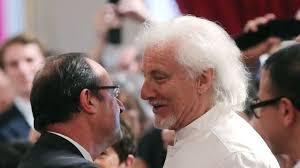 Hugues Aufray et la présidentielle: certains y pensent pour lui, selon le chanteur