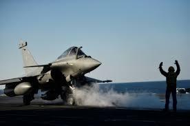 Des avions français ont bombardé l'EI à Palmyre