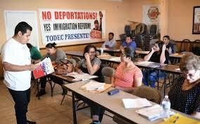 Mobilisation en Californie pour protéger de Trump les sans-papiers
