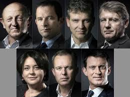 Primaire de la gauche: Valls en tête, Hamon en forte hausse