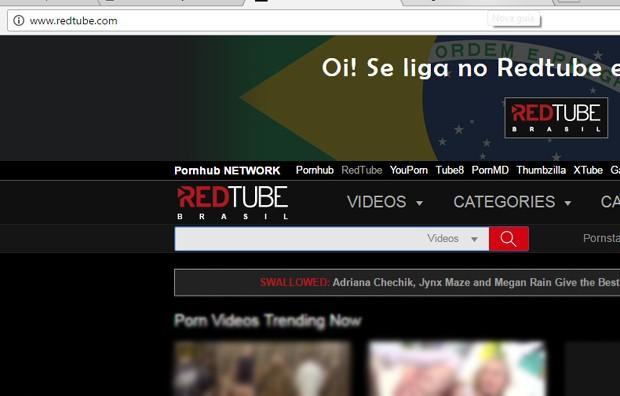 Piraté, le site du 1er journal brésilien vire au porno