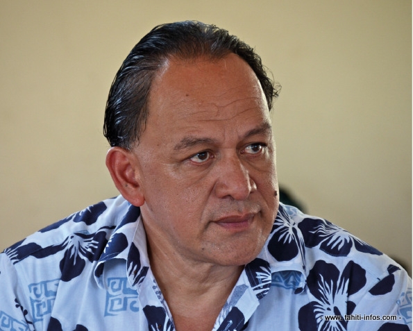 """Joseph Kaiha, maire de Ua Pou : """" Il faut que tout le monde joue le jeu """""""