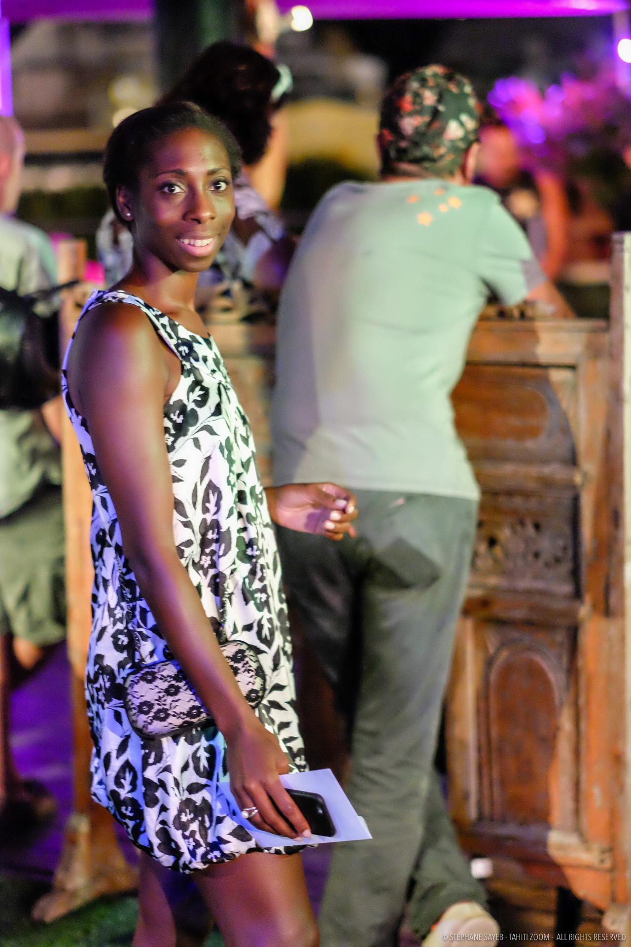 """Jennifer Tchakouté, consultante en organisation et stratégie financière de profession a lancé en août """"Startup Club Tahiti"""". Une page Facebook, une application et aussi des rencontres chaque semaine pour aider les entrepreneurs. Photo : Tahiti Zoom"""