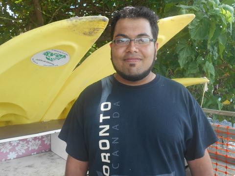 Des étudiants américains découvrent la culture mā'ohi