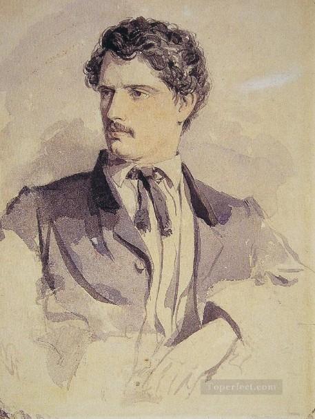 Ce portrait de Charlie Savage est l'un des seuls que nous connaissons. Le beachcomber devint une légende après sa mort, à la façon de Davy Crockett ou de Kit Carson.