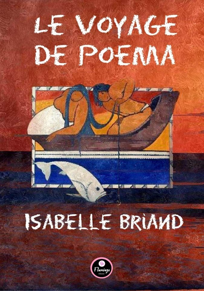 Isabelle Briand, une Bretonne d'encre et d'écume…
