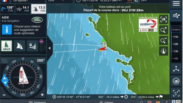 Vendée Globe: un Australien coiffe Le Cléac'h et Thomson à l'arrivée... virtuelle
