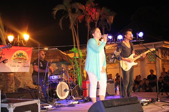 La dernière édition s'est tenue en septembre 2013. Ici sur scène, le groupe Acoustic Party qui sera également présent le 28 janvier au soir.