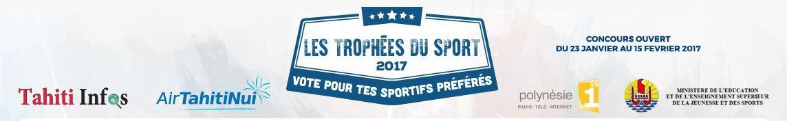 Les Trophées du sport démarrent lundi