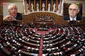 Soupçons de détournements de fonds au Sénat: un ancien sénateur UMP mis en examen