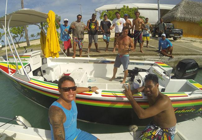 Pêche sous-marine : Les raromata'i se préparent pour la saison 2017