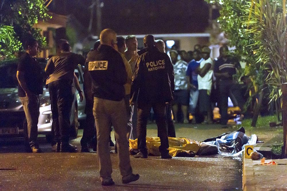 Guyane, territoire le plus meurtrier de France en 2016 avec 42 homicides
