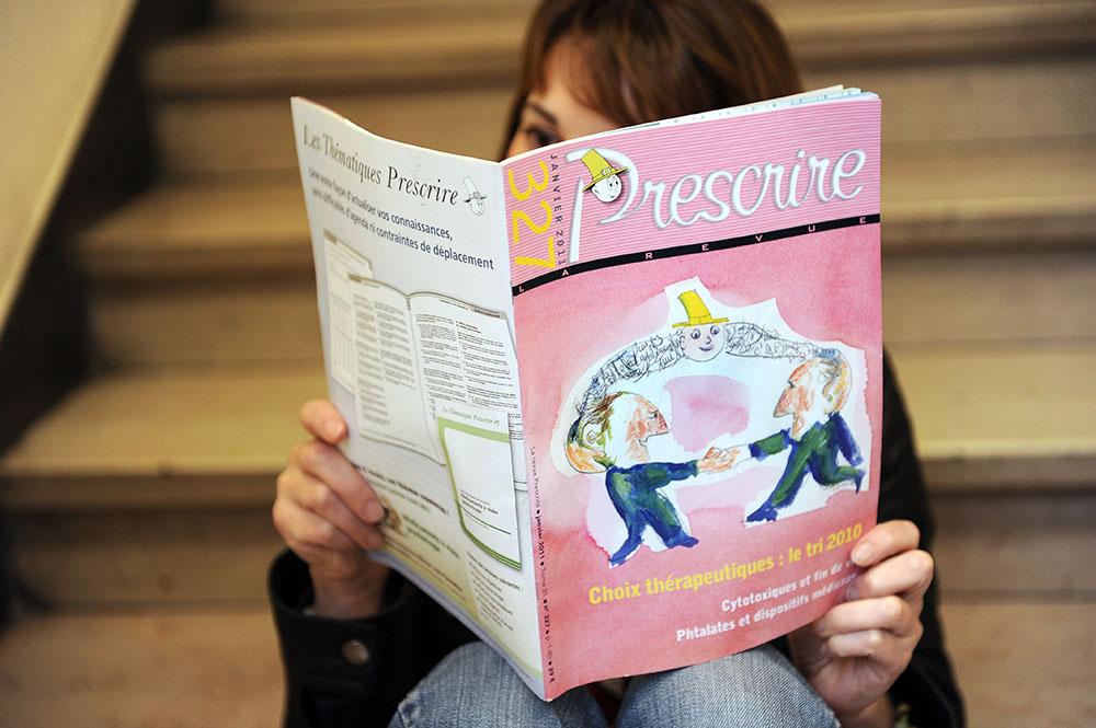 la revue prescrire