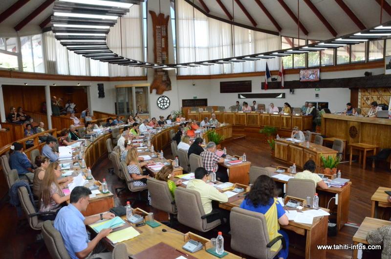 L'Assemblée prévoit de dégager 100 millions en urgence pour les sinistrés
