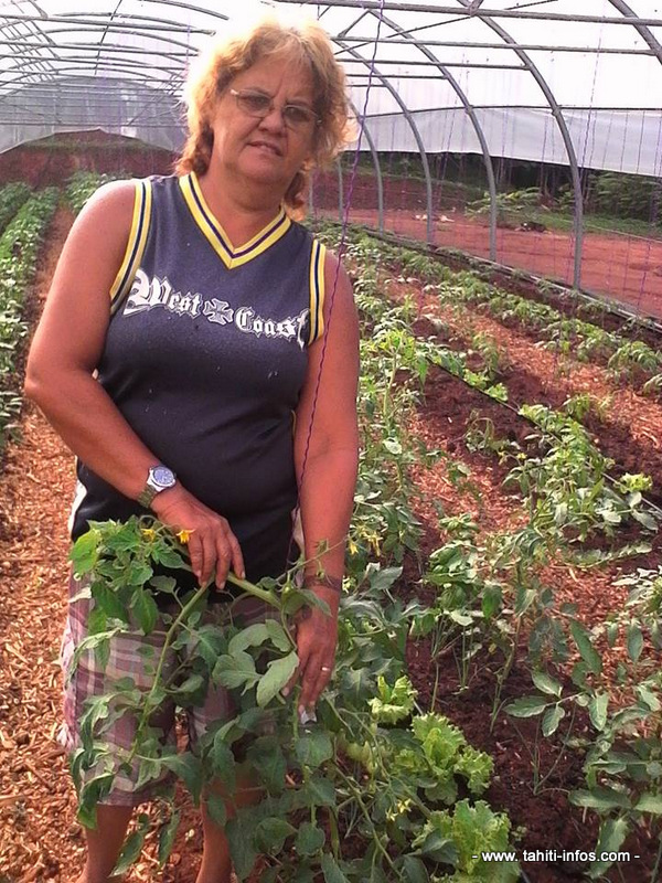 Sophia Toofa, itinéraire d'une agricultrice bio