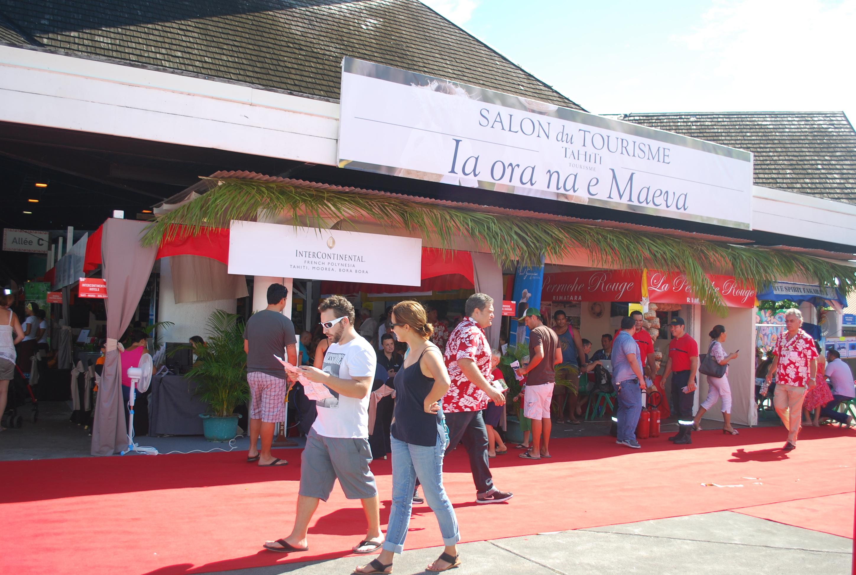 Le salon du tourisme du 3 au 5 f vrier aorai tini hau for Salon du tourisme en france