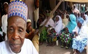 Nigeria: l'homme aux 86 épouses meurt à l'âge de 93 ans