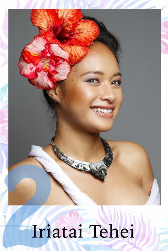 Miss Punaauia 2017 : les sept candidates se dévoilent avant l'élection du 25 février