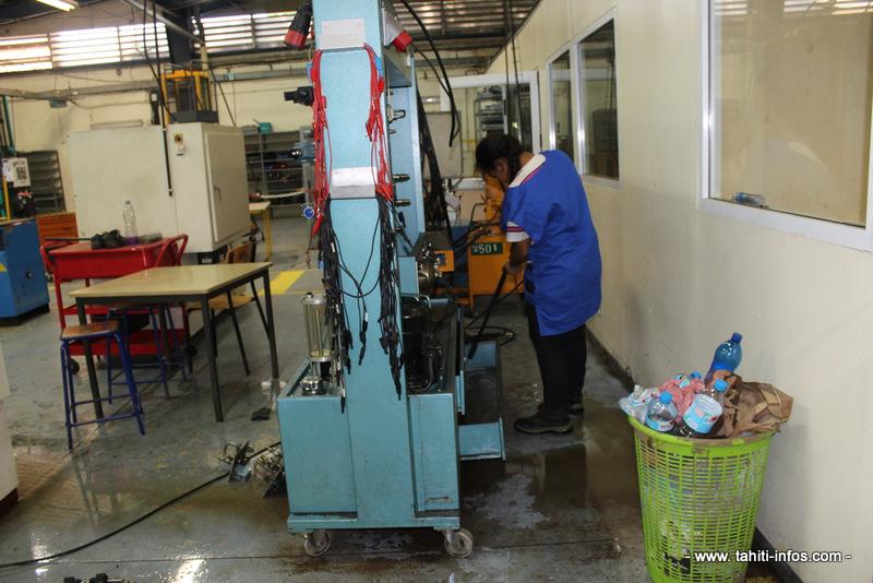 Intempéries : le lycée technique du Taaone reprend son souffle
