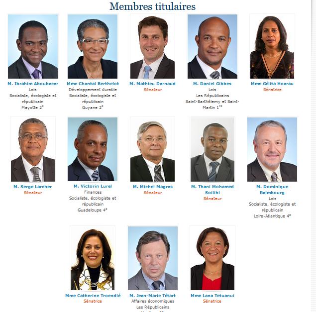 Parlement : Voici les élus qui vont entériner la loi pour l'égalité réelle