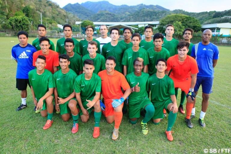 La sélection de Tahiti U17 aura besoin de son public