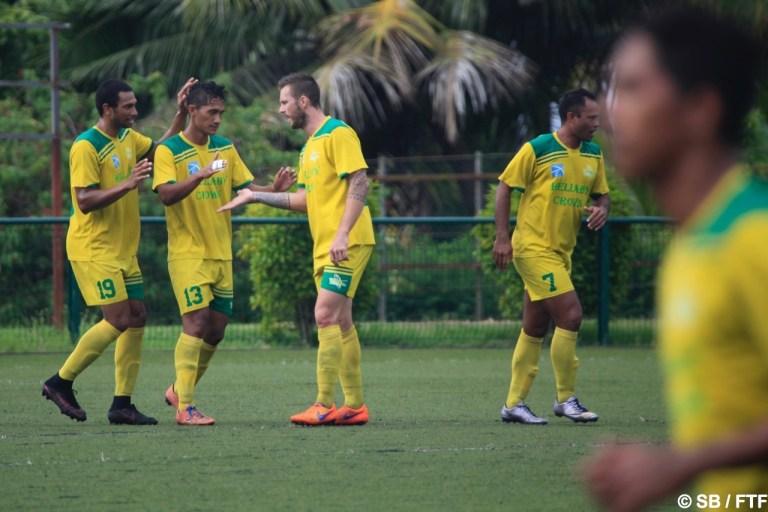Tefana va jouer la prochaine O'League