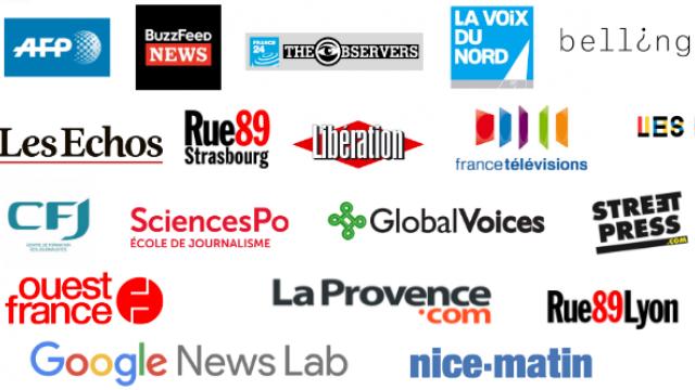 Médias et géants du web s'allient en France pour lutter contre les fausses infos