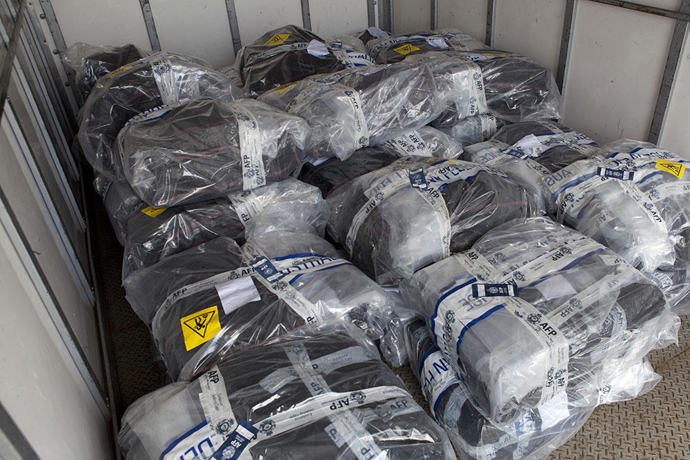 L'Australie annonce sa plus grosse saisie de cocaïne: 1,4 tonne