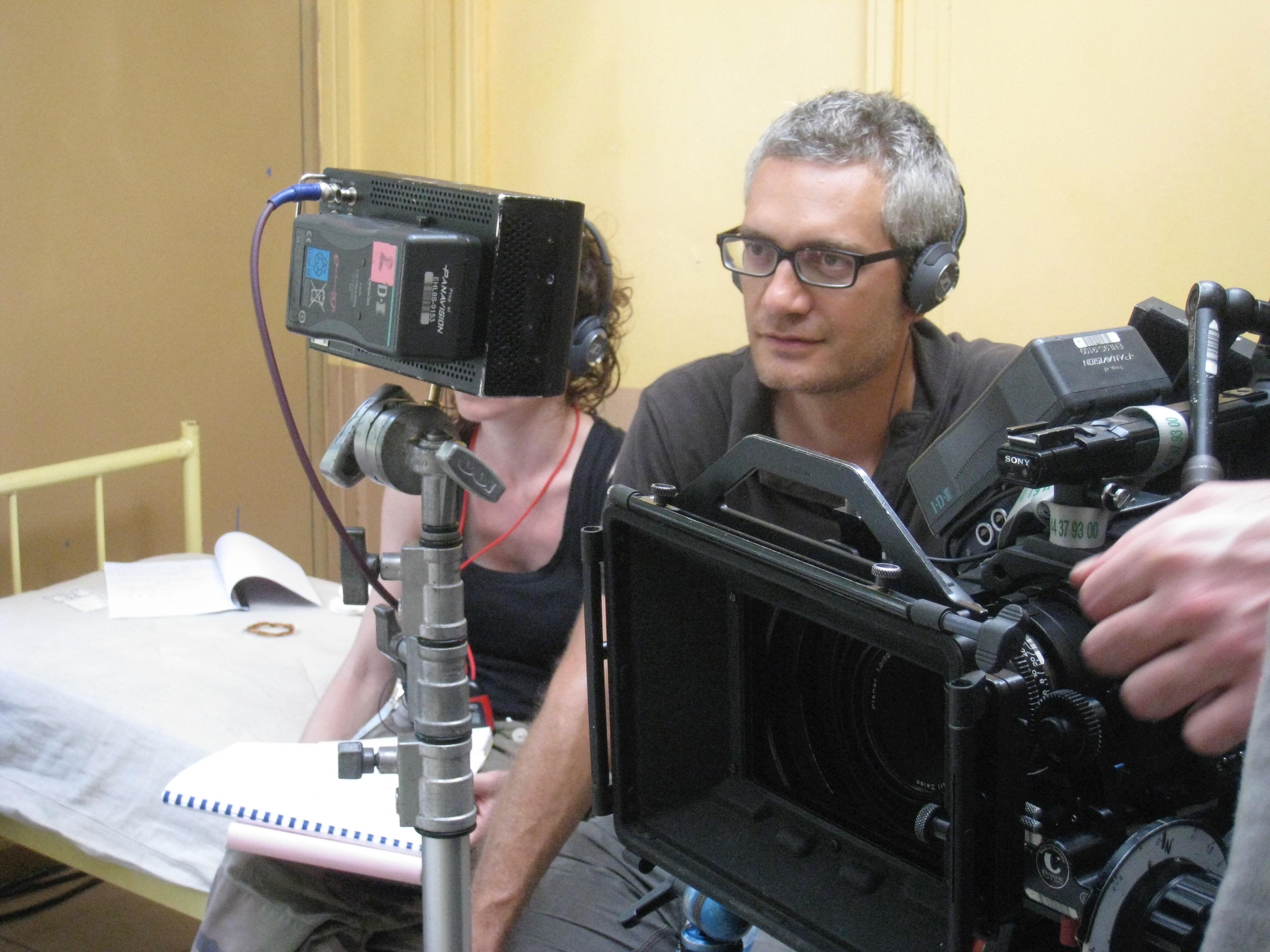 Paul Manate est en repérage à Tahiti pour son premier long métrage
