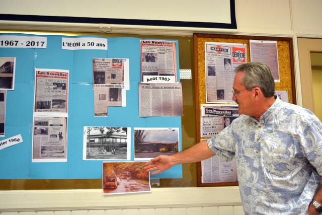 L'Institut d'Emission d'Outre-Mer fête ses 50 ans d'existence