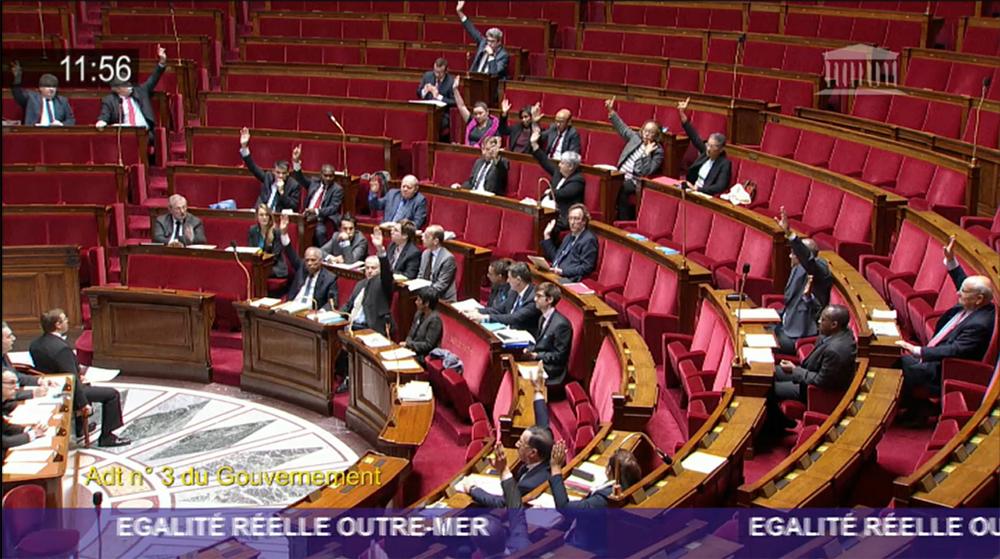 L'amendement a été voté à l'unanimité par les 31 députés présents à cette séance.