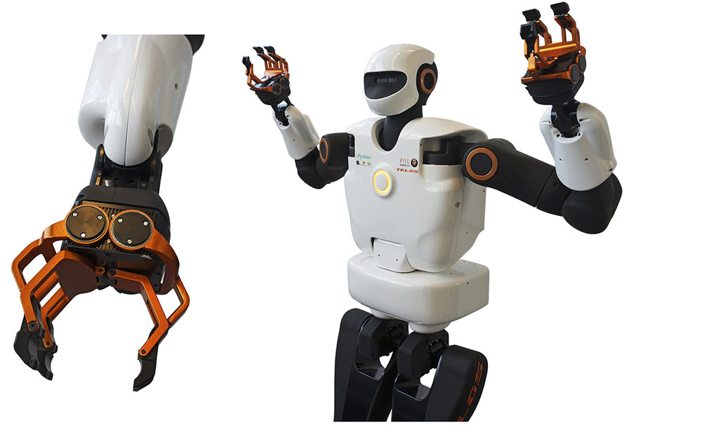 Le premier robot capable de se servir d'outils présenté à Toulouse