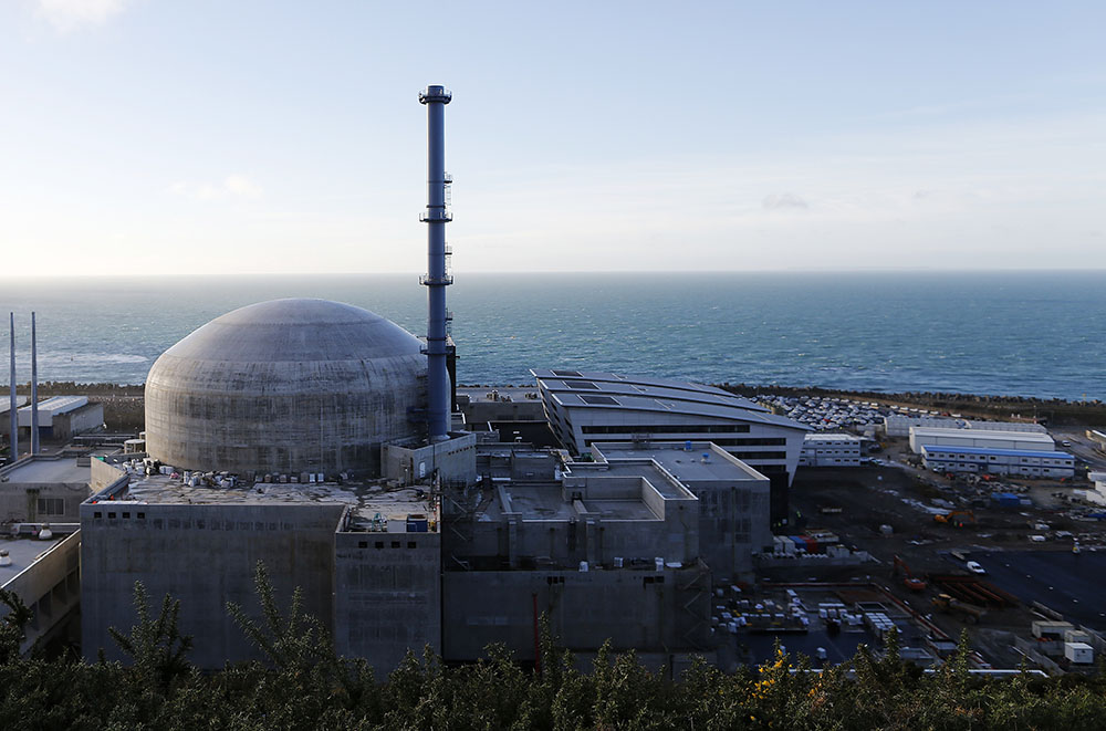 """""""Explosion"""" à la centrale de Flamanville, sans risque nucléaire ni blessé grave"""