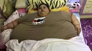 """""""La plus grosse femme du monde"""" samedi en Inde pour être opérée, un Airbus spécialement aménagé"""