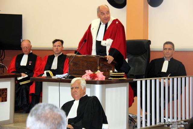 Affaires politico-judiciaires : la mise au point du parquet général