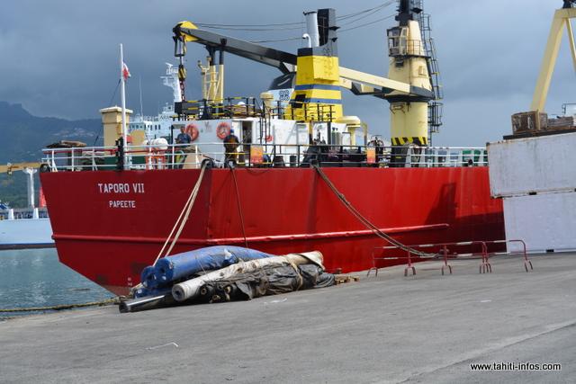 Le rachat de la flotille Taporo par la SNP est entre les mains de l'Autorité polynésienne de la concurrence. Elle rendra, d'ailleurs, sa décision le 7 mars prochain.