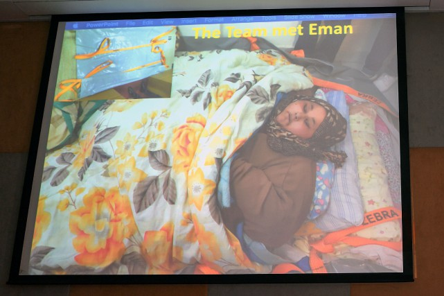 Une Egyptienne de 500 kg commence en Inde sa préparation chirurgicale