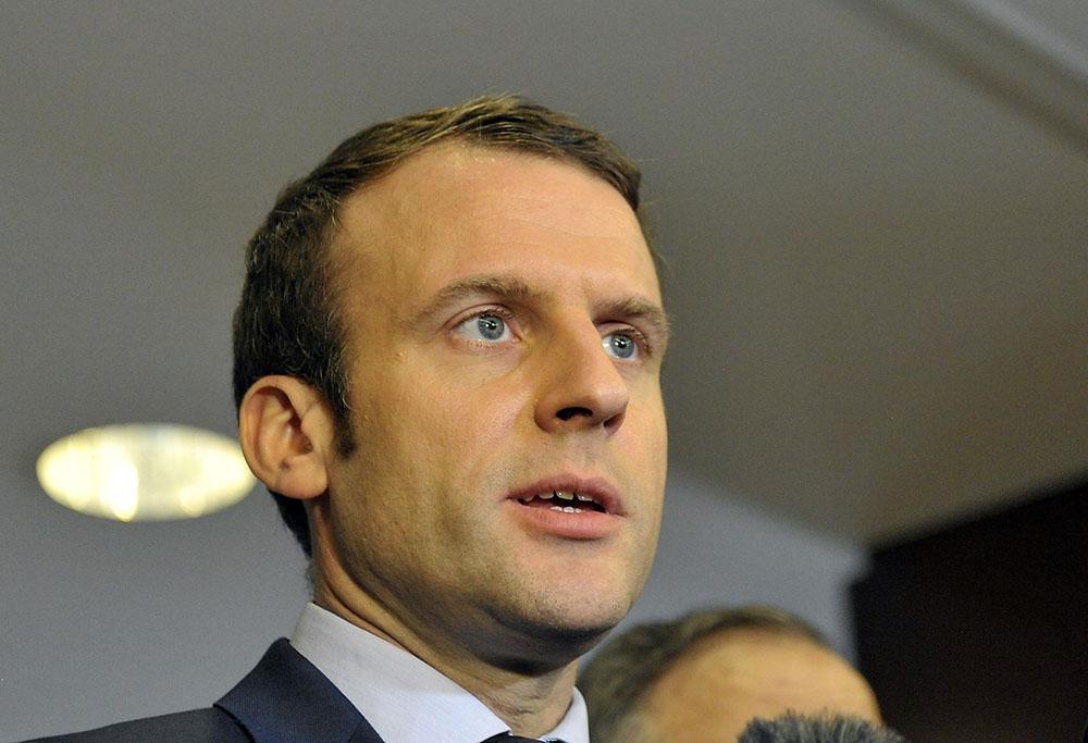 L'équipe Macron riposte sur les critiques contre son absence de programme