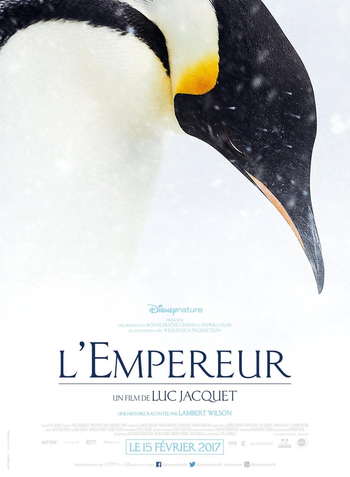 Page enfant : Après La Marche de l'empereur, voici venu L'Empereur