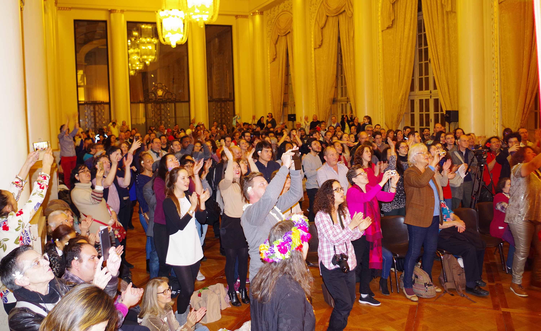 Concert de solidarité : 470 000 Fcfp pour les sinistrés