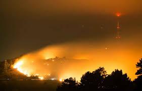 Nouvelle-Zélande: un feu de forêt provoque un millier d'évacuations