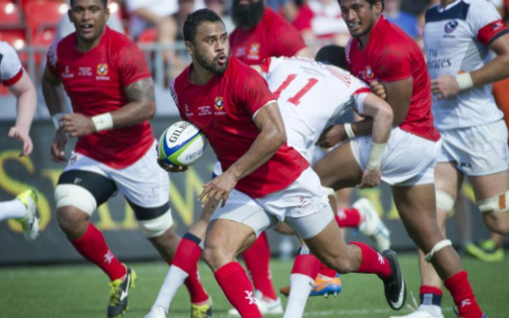 """Les Tonga n'accueilleront pas le pays de Galles à cause d'une pelouse """"pas prête"""""""