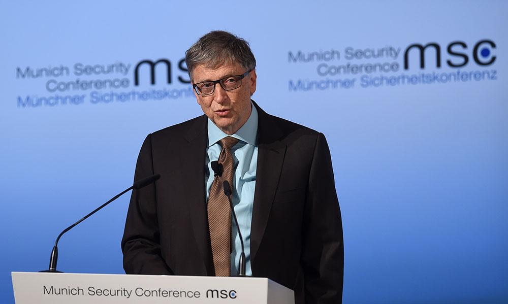 Le monde doit se préparer à une pandémie globale (Bill Gates)
