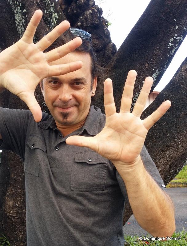 Pour les dix ans du Tahiti Festival Guitare, Léo Marais promet des soirées enflammées.