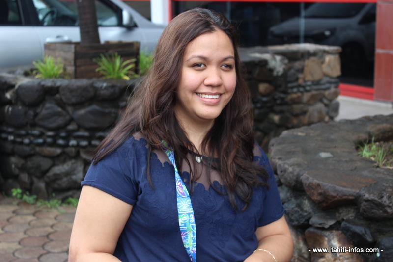 Rowena Nouveau a 25 ans et travaille dans la communication.