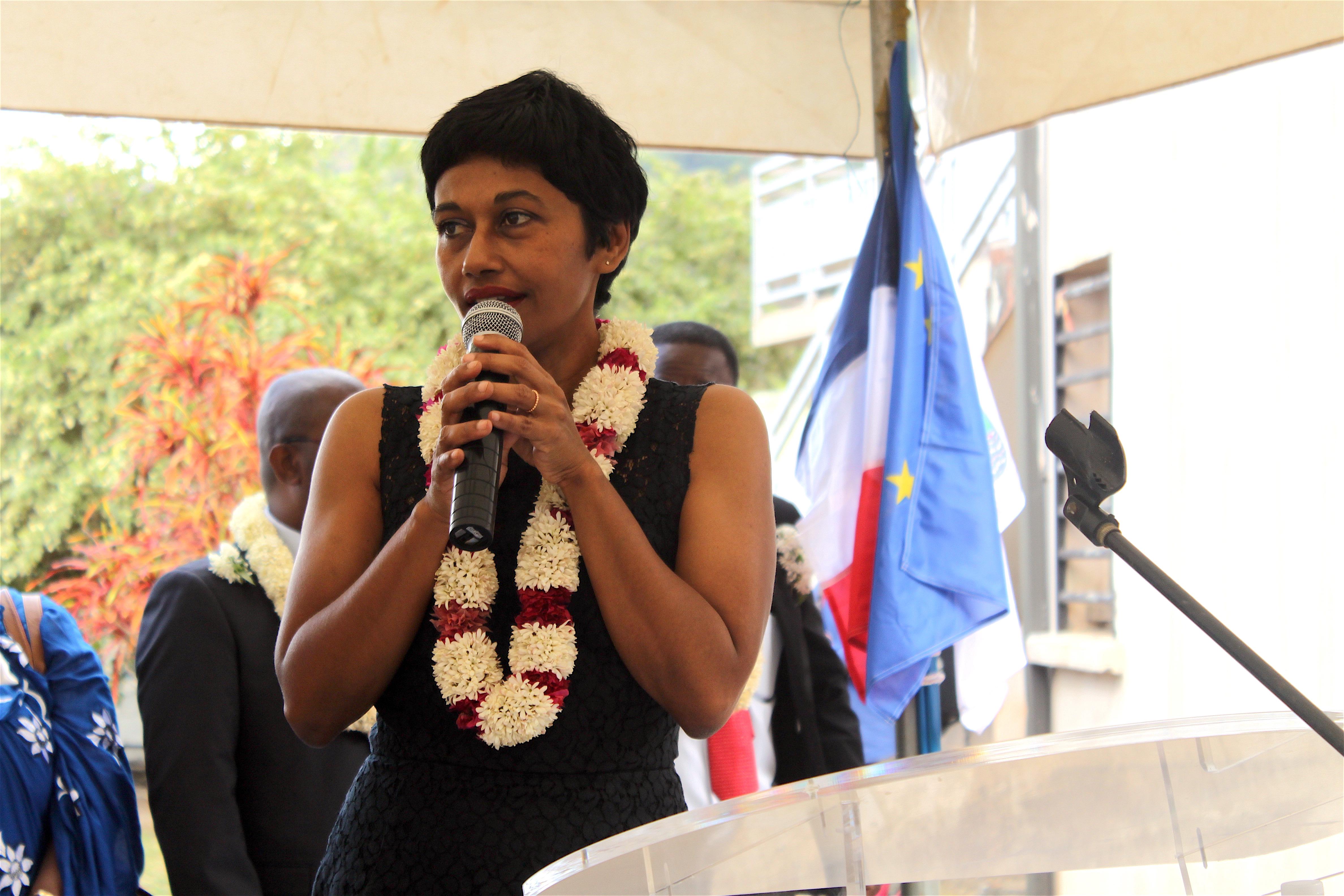 Inondations en Polynésie: jusqu'à 3 millions d'euros d'indemnisation, selon Ericka Bareigts