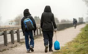 """Mineurs migrants: Hollande appelle à son tour Londres à """"prendre ses responsabilités"""""""